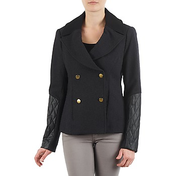Clothing Women Jackets / Blazers Manoukian MEELTON Black