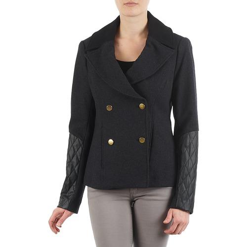 Clothing Women Jackets / Blazers Manoukian MEELTON Black