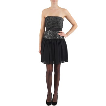 Clothing Women Short Dresses Manoukian JENNI Black
