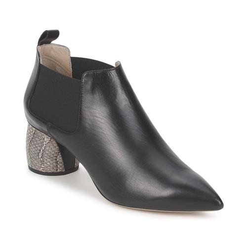 Shoes Women Shoe boots Marc Jacobs EQUATORE Black