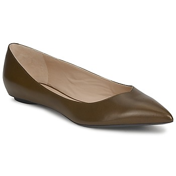 Shoes Women Flat shoes Marc Jacobs MALAGA TAUPE