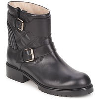 Shoes Women Mid boots Marc Jacobs OSLO Black