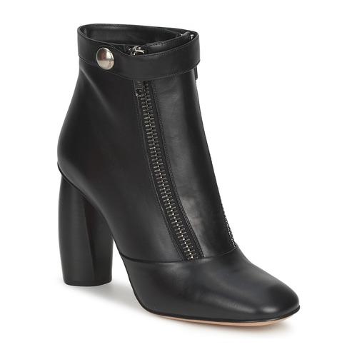 Shoes Women Ankle boots Marc Jacobs NORVEGIA Black