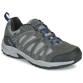 Shoes Men Walking shoes Hi-Tec ALTO II LOW WP Coal / Blue