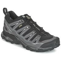 Shoes Men Walking shoes Salomon X ULTRA 2 GTX Black / Grey
