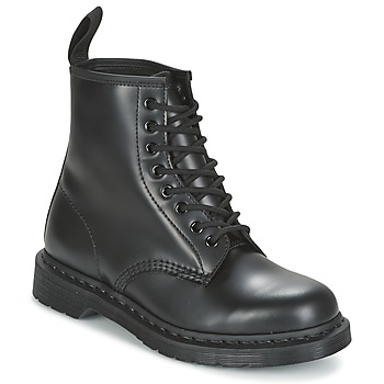 Shoes Mid boots Dr Martens 1460 MONO Black / Smooth
