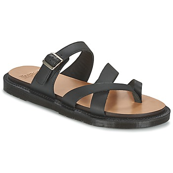 Shoes Women Sandals Dr Martens Kassy Black