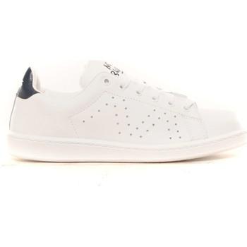 Shoes Women Low top trainers Cassis Côte d'Azur Baskets Marine blanc et marine White
