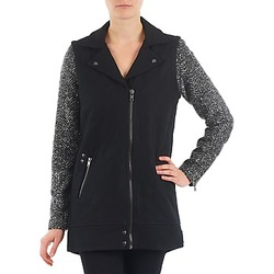 Clothing Women coats Vero Moda MAYA JACKET - A13 Black