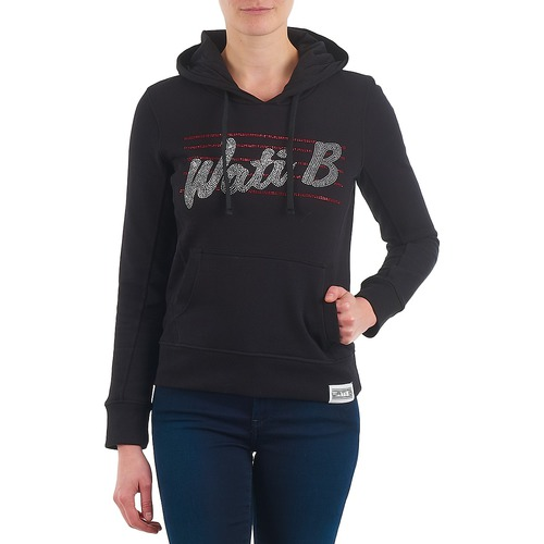 Clothing Women sweatpants Wati B BAMAKO Black