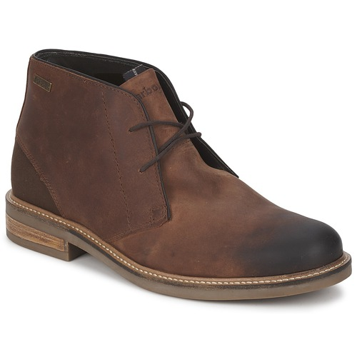 Shoes Men Mid boots Barbour READHEAD Brown
