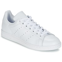 Shoes Low top trainers adidas Originals STAN SMITH White