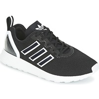 Shoes Low top trainers adidas Originals ZX FLUX RACER Black