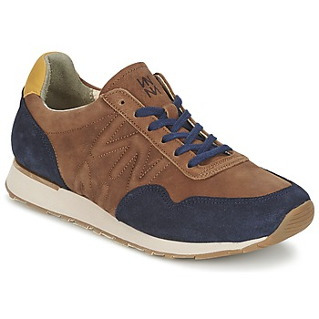 Shoes Men Low top trainers El Naturalista WALKY Brown