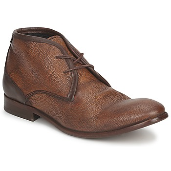 Shoes Men Ankle boots Hudson CRUISE Brown