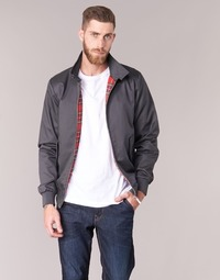 Clothing Men Jackets Harrington HARRINGTON PAULO Grey