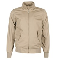 Clothing Men Jackets Harrington HARRINGTON Beige