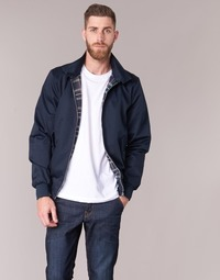 Clothing Men Jackets Harrington HARRINGTON PAULO Marine