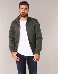 Clothing Men Jackets Harrington HARRINGTON PAULO Kaki