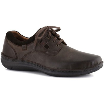 Shoes Men Derby Shoes Josef Seibel Anvers 36 Mens Lightweight Casual Shoes brown