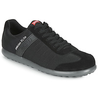Shoes Men Low top trainers Camper PELOTAS XL Black