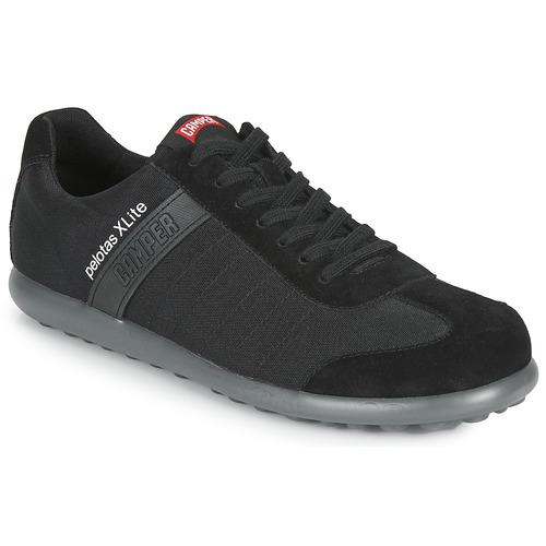 Shoes Men Derby Shoes Camper PELOTAS XL Black