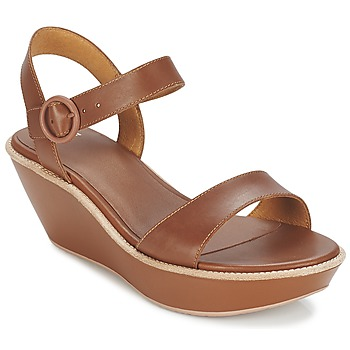 Shoes Women Sandals Camper DAMAS Brown