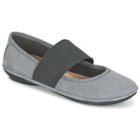 Shoes Women Flat shoes Camper RIGHT NINA Grey