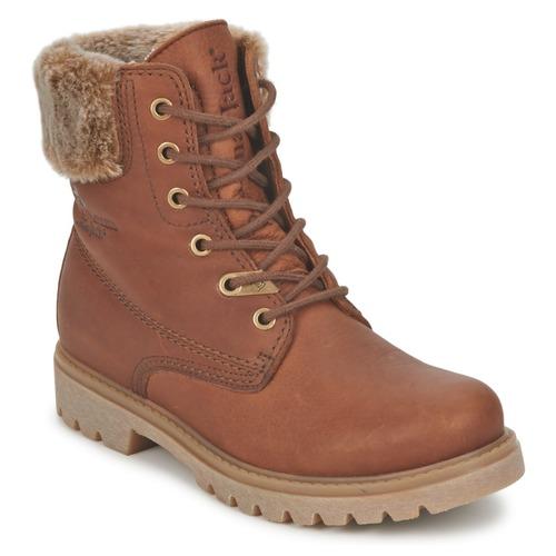 Shoes Women Boots Panama Jack FELICIA Bark