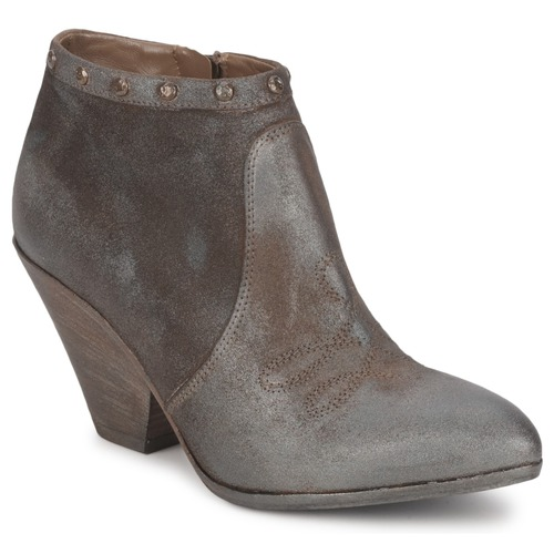 Shoes Women Shoe boots Strategia MIARO Taupe