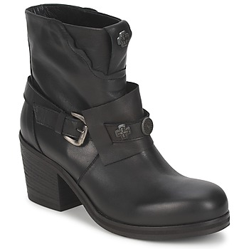 Shoes Women Ankle boots Strategia MAUTAU Black