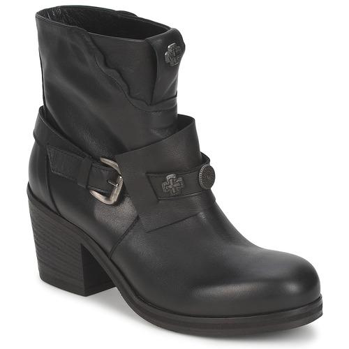 Shoes Women Ankle boots Strategia MAUTAU Black