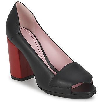 Shoes Women Heels Sonia Rykiel 657940 Black / Red