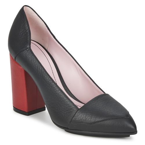Shoes Women Heels Sonia Rykiel 657942 Black / Red