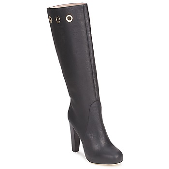 Shoes Women High boots Escada EUDOXIE Black