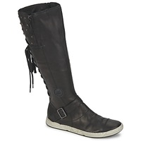 Shoes Women High boots Pataugas JOSS Black