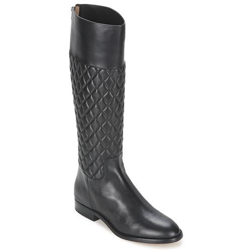 Shoes Women High boots Michael Kors MINA Black