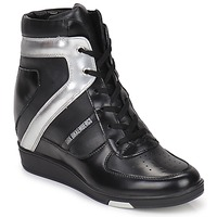 Shoes Women Hi top trainers Bikkembergs JODIE 2  black