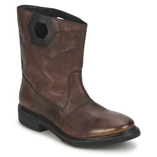 Shoes Women Mid boots Bikkembergs TEXANINO 12 Tdm