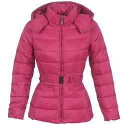 Clothing Women Duffel coats Benetton FRIBOURGA Pink