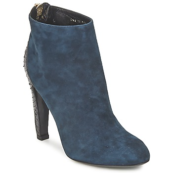 Shoes Women Shoe boots Bikkembergs HEDY 808 BLUE /  BLACK