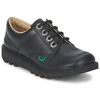 Shoes Children Low top trainers Kickers KICK LO  black