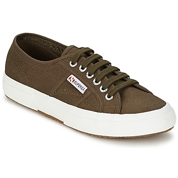 Shoes Women Low top trainers Superga 2750 COTU CLASSIC Army