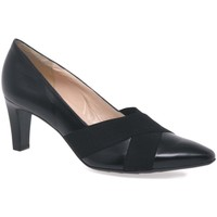 Shoes Women Heels Peter Kaiser Malana Womens Court Shoes black