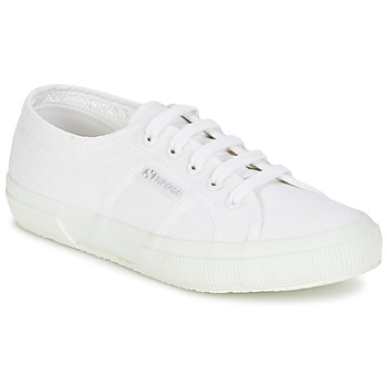 Shoes Low top trainers Superga 2750 CLASSIC Total / White