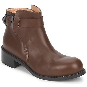 Shoes Women Mid boots Kallisté 5723 Brown