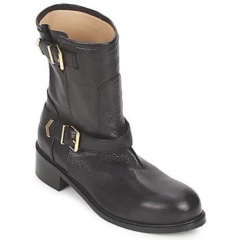Shoes Women Mid boots Kallisté 5609 Black