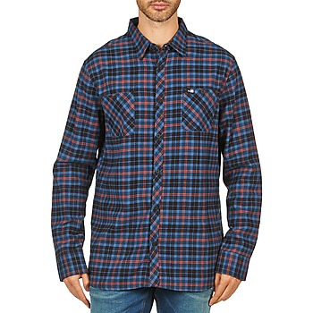 long-sleeved shirts Rip Curl OBSESSED CHECK FLANNEL L/S SHIRT