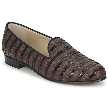 Shoes Women Loafers Etro FLORINDA Brown / Black