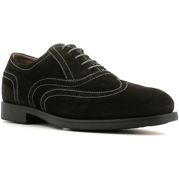Shoes Men Derby Shoes Nero Giardini A503591U Lace-up heels Man Antracite